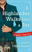 Cover image for A Highlander walks into a bar