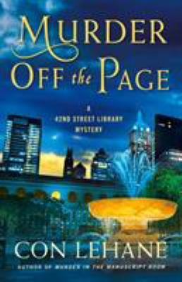 Cover image for Murder off the page