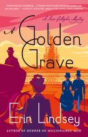 Cover image for A golden grave