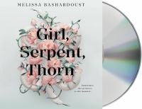 Cover image for Girl, serpent, thorn