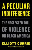 Cover image for A peculiar indifference : the neglected toll of violence on black America