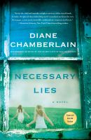Cover image for Necessary lies : a novel