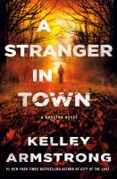 Cover image for A stranger in town
