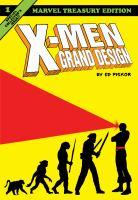 Cover image for X-Men. Grand design. 1