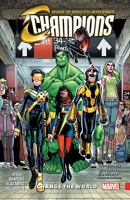 Cover image for Champions. Vol. 1, Change the World