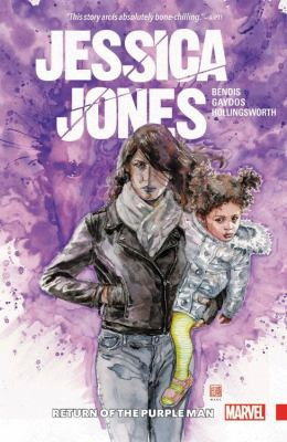 Cover image for Jessica Jones. Volume 3, Return of the Purple Man