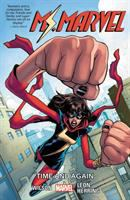 Cover image for Ms. Marvel. 10, Time and again