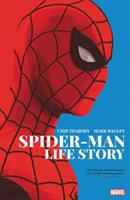 Cover image for Spider-man. Life story
