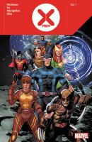 Cover image for X-Men by Jonathan Hickman. Vol. 1