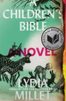Cover image for A children's Bible : a novel