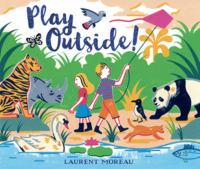 Cover image for Play outside!