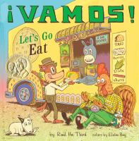 Cover image for Vamos! Let's go eat!