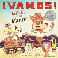 Cover image for Vamos! Let's go to the market