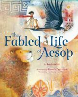 Cover image for The fabled life of Aesop