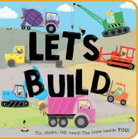 Cover image for Let's build