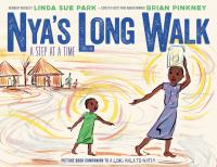 Cover image for Nya's long walk : a step at a time