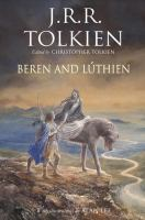 Cover image for Beren and Lúthien