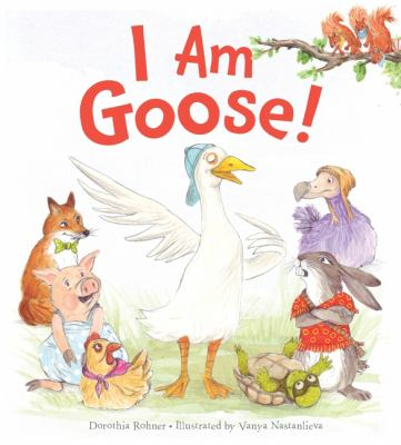 Cover image for I am goose!