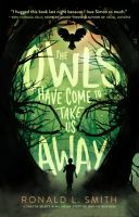 Cover image for The owls have come to take us away
