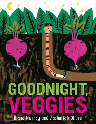 Cover image for Goodnight, veggies