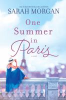 Cover image for One summer in Paris : a novel