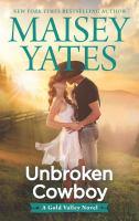 Cover image for Unbroken cowboy