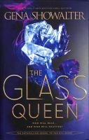 Cover image for The glass queen