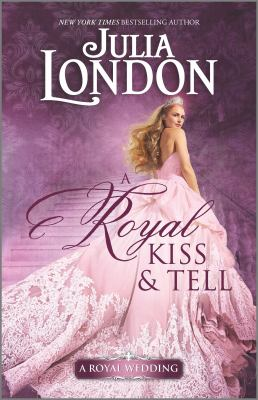 Cover image for A royal kiss & tell