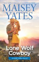 Cover image for Lone wolf cowboy