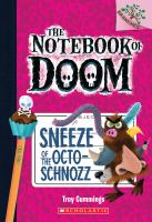 Cover image for Sneeze of the octo-schnozz
