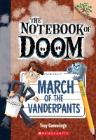 Cover image for March of the Vanderpants