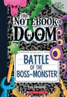 Cover image for Battle of the boss-monster