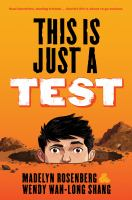 Cover image for This is just a test