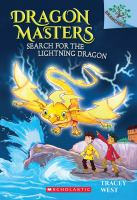 Cover image for Search for the lightning dragon