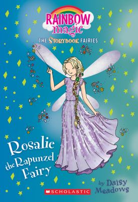Cover image for Rosalie the Rapunzel fairy