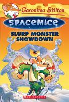 Cover image for Slurp monster showdown