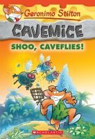 Cover image for Shoo, caveflies!