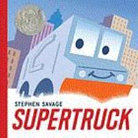 Cover image for Supertruck