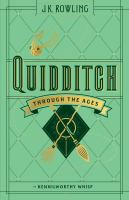 Cover image for Quidditch through the ages