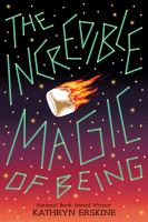 Cover image for The incredible magic of being