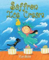 Cover image for Saffron ice cream