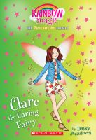 Cover image for Clare the caring fairy