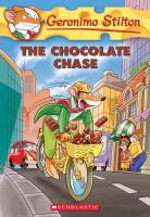 Cover image for The chocolate chase