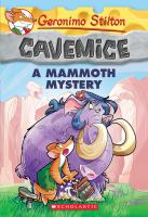 Cover image for A mammoth mystery