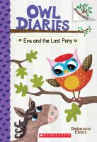 Cover image for Eva and the lost pony