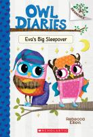 Cover image for Eva's big sleepover