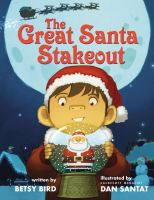 Cover image for The great Santa stakeout