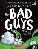 Cover image for The bad guys in Alien vs. Bad Guys