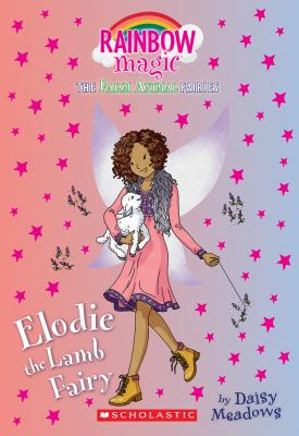 Cover image for Elodie the lamb fairy