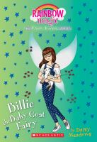 Cover image for Billie the baby goat fairy